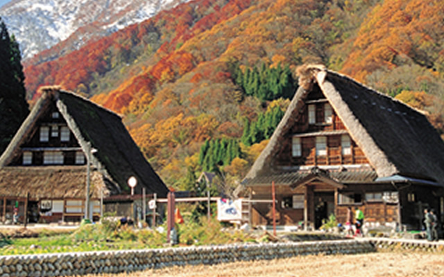 World Heritage Suganuma Gassho-style Village